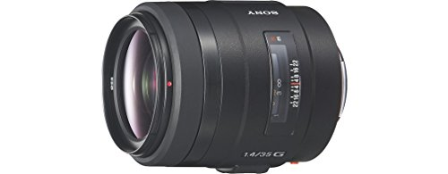 Great Buy for Sony SAL35F14G A Mount – Full Frame 35mm F1.4 Prime G Lens on Line