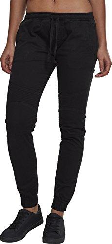 Urban Classics NASA 60th Anniversary Hoody Pantalones Deportivos, Gris (Grey 00111), 44 (Talla de Fabricante: XXL) para Mujer