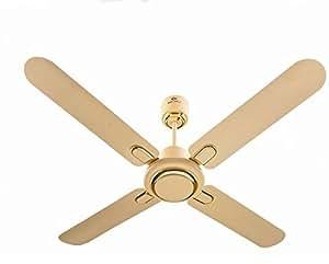 BAJAJ Regal Gold 4 Blade Premium Ceiling Fans_High Air Delievery by Garihs