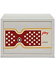 Godrej Security Solutions Ceres Coffer Safe (Ivory)