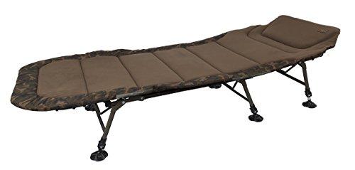 Fox R1 Camo Compact Bedchair