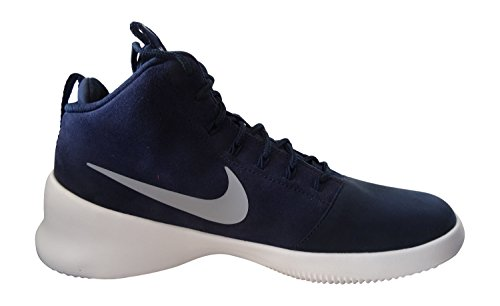 Nike Herren Hyperfr3Sh Prm Basketballschuhe, Talla Obsidian / Weiß (Obsidian / Summit White-White)