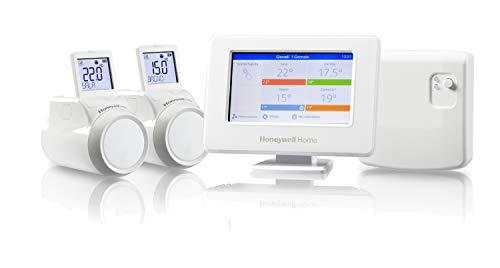 Honeywell evohome Wi-Fi Starter Paket mit Relais, THR99C3112