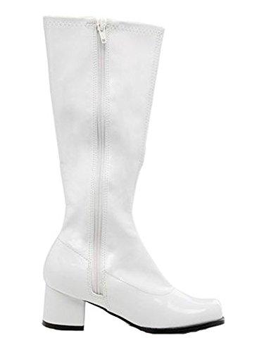 Ellie Shoes Girls Dora (White) Child Boots White Medium