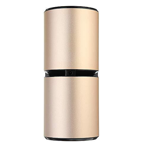 Auto Lufterfrischer, VADIV Ionische Luftreiniger Cabin Air Freshener,Produziert Ozon und Negative Lonen Effektiv zu Reduzieren Desinfektion Desodorierung, Lufterfrischer für Büro schlafzimmer Auto