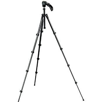 Manfrotto MKC3-H01 Compact Photo-Movie Kit - Black