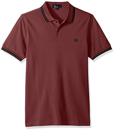 Fred Perry Men's Twin Tipped Polo Shirt