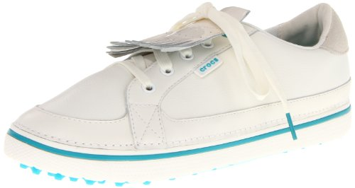 Crocs – Bradyn W Womens Footwear, UK: 4 UK, White/Turquoise