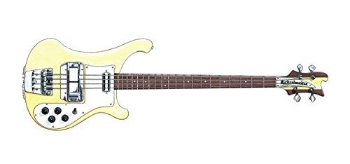 Chris Squire Rickenbacker RM1999 Bass Grußkarte, DL-Größe