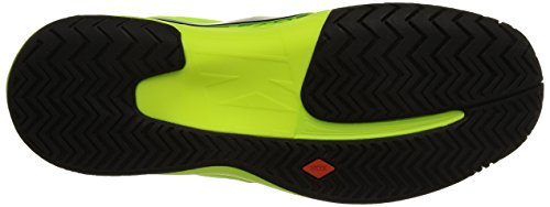 Nike Zoom Cage 2, Herren Tennisschuhe Gelb (Volt/Black 700)