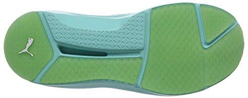 Puma Damen Fierce Bright Mesh Sneakers Blau (aruba blue 04)