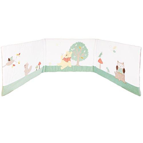 Babycalin Tour de Lit Adaptable Winnie Whimsy 40 x 180 cm