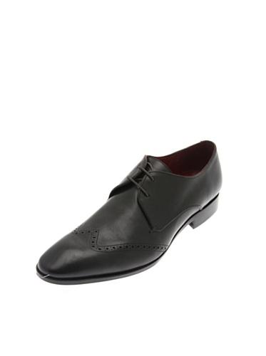 Pierre Cardin , Chaussures de ville à lacets pour homme marron marron Marron