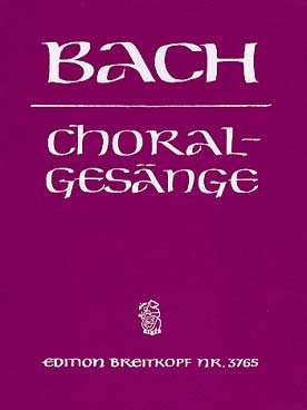 Bach - 389 Choral Gesänge