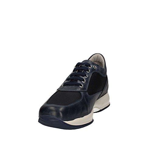 KEYS 3003 Scarpa lacci Uomo Blu