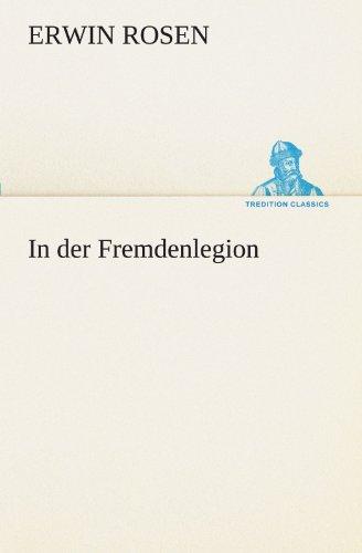 In Der Fremdenlegion Cover Image