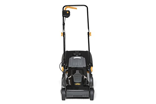 Alpina BL 380E Electric Push Lawnmower Push with wheel traction and electric cord (startup: electric 1400 W Cut 38 cm