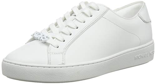Michael Kors Damen Harper Segelschuhe, Weiß (Optic White 085), 39 EU