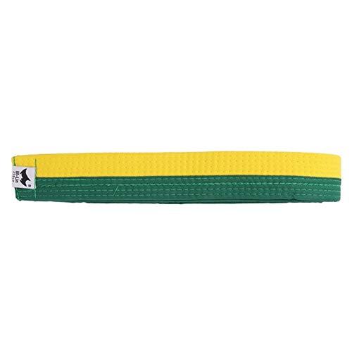 SEGRJ Professioneller Taekwondo-Gürtel Karate Judo Wrap Martial Arts Stripe Sports Accessory