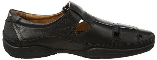 Pikolinos San Telmo M1d_v16, Mocassins (loafers) homme Noir (Black)