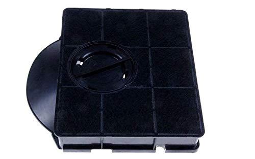 Filtre Charbon 214 X 208 X 40 M/m T303 Référence : 482000010271 Pour Hotte Whirlpool