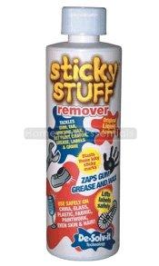 Sticky Stuff Remover
