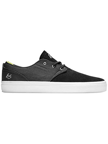 éS Footwear THE REYNOLDS LOW 5101000141-212 Black/White/Silver
