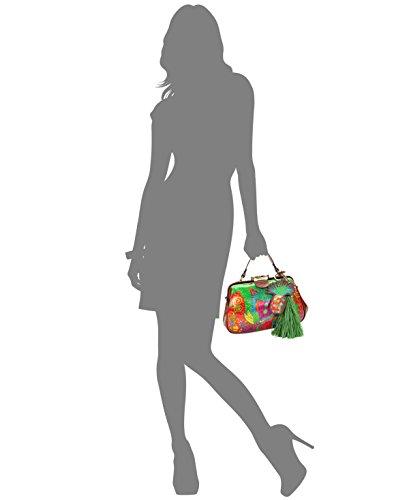 Patricia Nash, Borsa a mano donna Tropicana Summer Festival Poster
