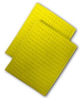 2 esponjas para electrodos de goma 60x85 mm