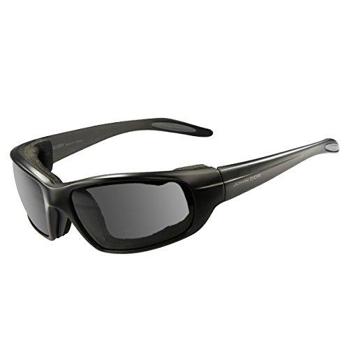 John Doe GLORY Sonnenbrille - dunkel getönt Größe UNI