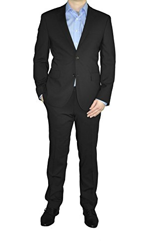 Michaelax-Fashion-Trade -  Abito  - Basic - Maniche lunghe  - Uomo Anthrazit(01)