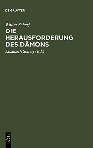 des Dämons: Form u. Funktion grausiger Kindermärchen ; eine volkskundliche und tiefenpsychologische Darstellung der Struktur, ... von 27 untereinander verwandten Erzähltypen ()