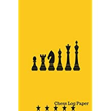 Chess Log Paper: Chess Log