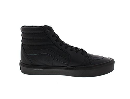 Vans M Sk8-hi Lite, Montantes Mixte Adulte Noir - Noir