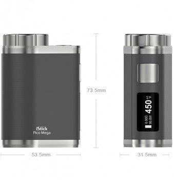 Eleaf iStick Pico Mega Express Kit 80W Akkuträger Farbe Weiss