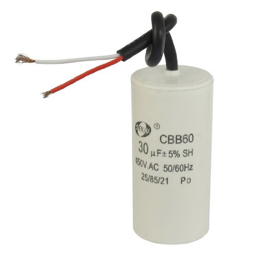 CBB60 450V AC 30uF zylindrisch, Polar Kondensator Motor