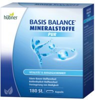 hübner Basis Balance® Kapseln für den Säure-basen-Haushalt (180 Stück) -