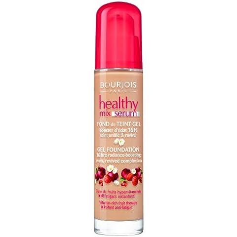Bourjois - Healthy mix serum foundation, base de maquillaje, tono vanille clair