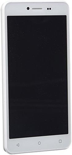Logicom M_BOT551_4G_8G_BC Smartphone débloqué 4G (Ecran : 5.5 pouces - 8 Go - Double Micro-SIM - Android) Blanc