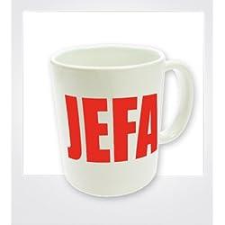 """Taza """"La taza de la Jefa"""""""