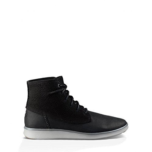 ugg-australia-mens-lamont-black-leather-mens-boots-in-size-445-black