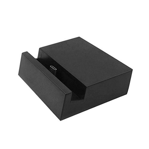TheSmartGuard | USB-C Dockingstation | Dock | Ladestation mit USB-Typ-C-Anschluss | Farbe: Schwarz