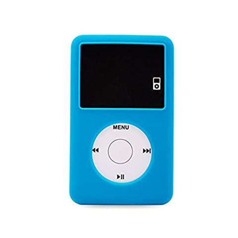 Zhhlaixing Durable Silicone Lightweight Skin Shell Case Cover for Ipod Classic 80GB,120GB,160 GB
