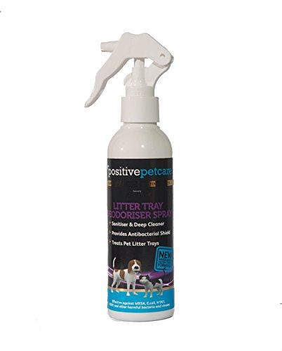 Positive-Petcare-Deodorante-per-lettiera-durata-fino-a-14-giorni-elimina-lodore-di-urina-e-altri-cattivi-odori-grazie-alla-nuova-formula-antibatterica-a-lunga-durata-a-base-dacqua-sicuro-al-100-per-ga