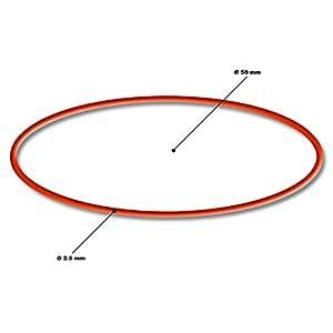 SunSun Pièces de Rechange filtre extérieur d'Aquarium HW-702B / 703B / 704B joint torique