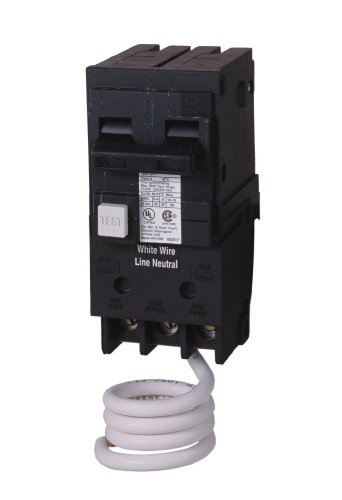 Siemens 20 Amp (Siemens QF220 20-Amp 2 Pole 240-Volt Ground Fault Circuit Interrupter by Siemens)