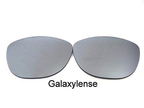 Galaxis Ersatzgläser für Oakley Frogskins Silber Farbe Polarisiert.