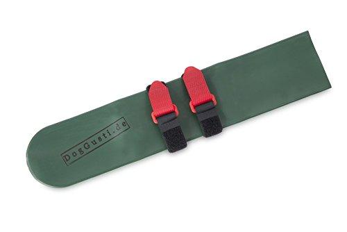 DogGusti Pfotenschutz Hundeschuhe (XL, dunkelgrün) -