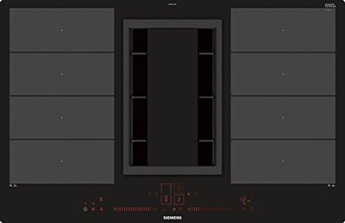 Siemens ex801lx34e Plaque à Induction avec hotte intégré/Cuisson abzug/80cm de large/flächenbündig