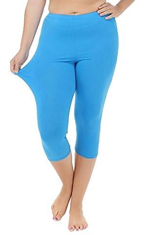 Funray - Legging - Femme bleu bleu